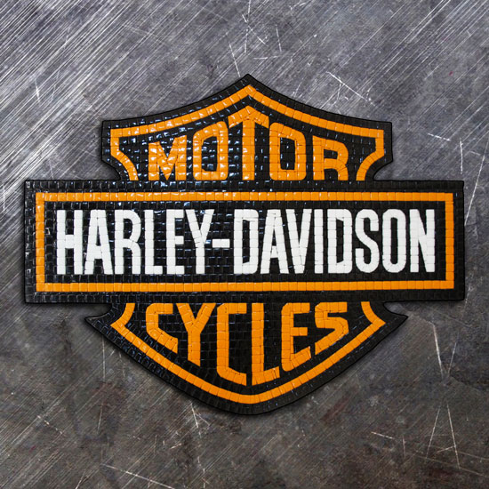 quadro-harley-davidson-big