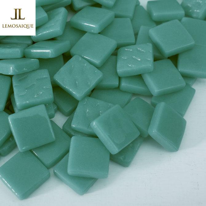 tessere-mosaico-15mm-55A-Verde-Acqua-Scuro